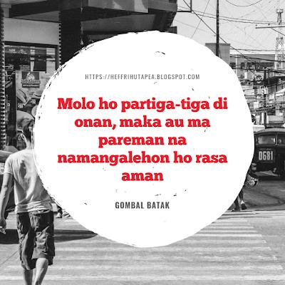 Kata gombal bahasa batak bergambar