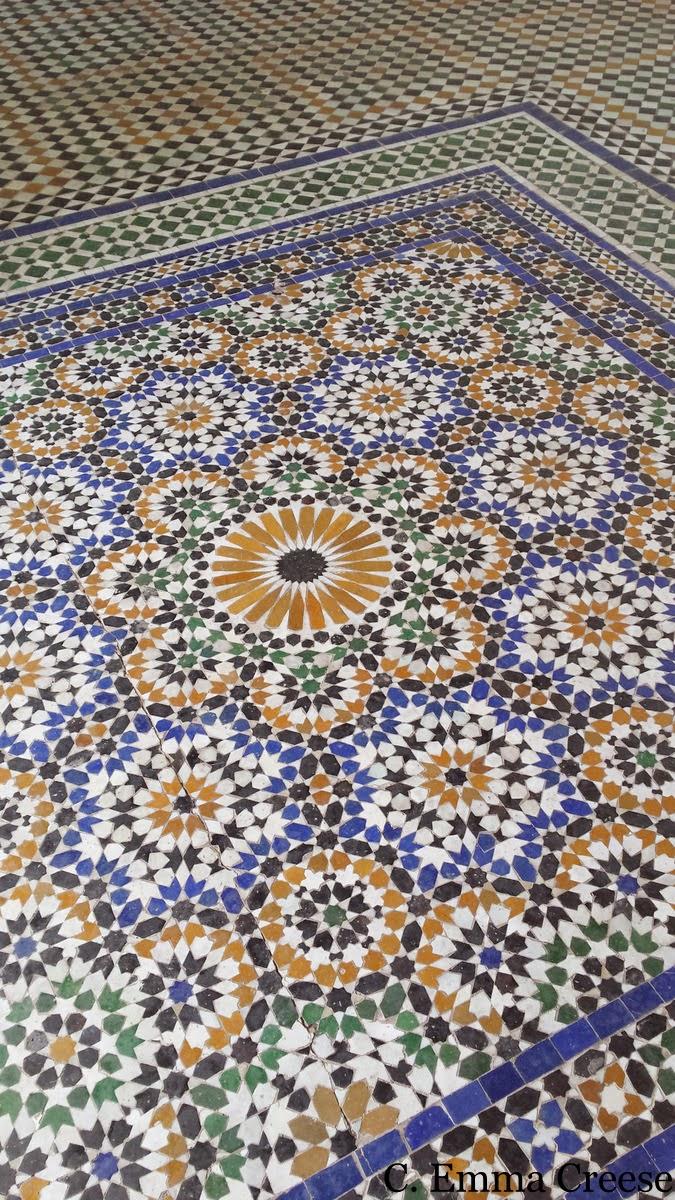 Bahia Palace, Marrakesh