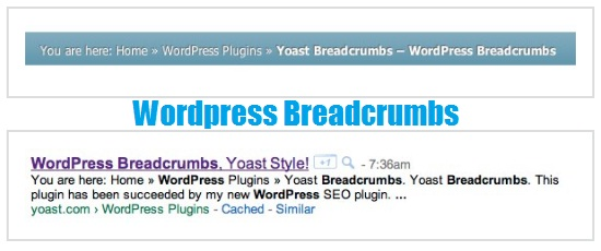 Membuat Breadcrumbs Wordpress