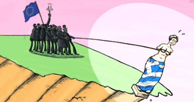 Το αντιευρωπαϊκό παρανοϊκό πλεόνασμα