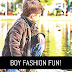 Top 5 Reasons Dressing Little Boys Can Be Fun Too!
