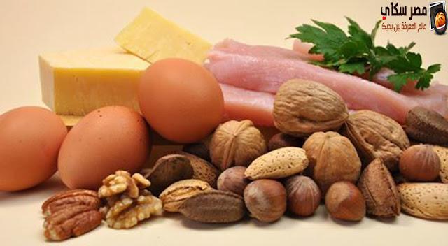 كيفية الاستفادة من عناصر الغذاء الاساسية  basic elements of food