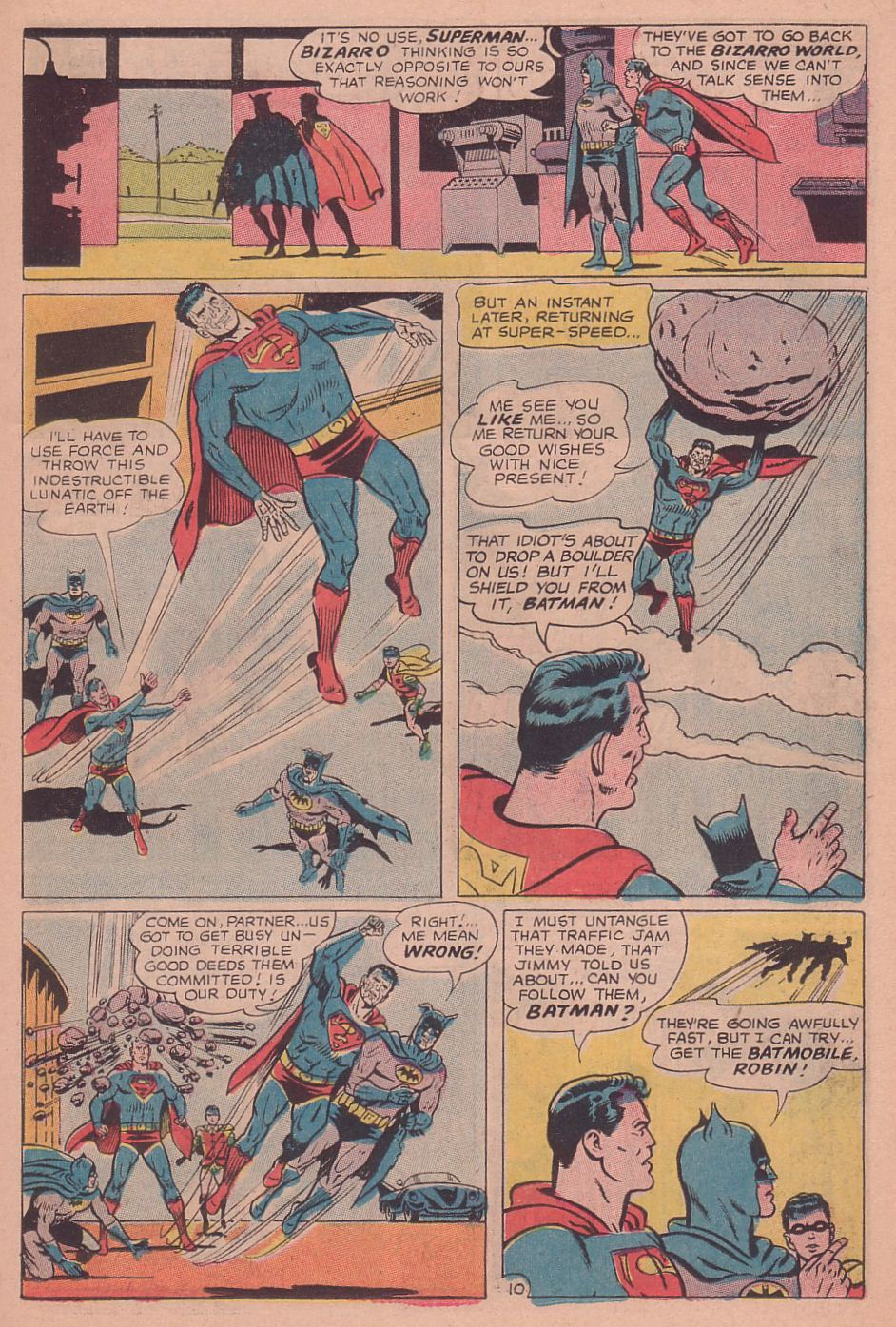 Read online World's Finest Comics comic -  Issue #156 - 15