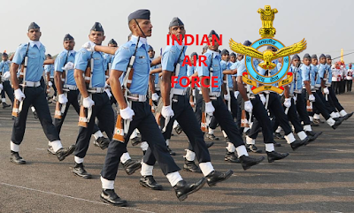 Indian Airforce recruitment 2019
