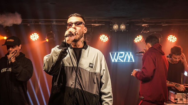 """Cartel MCs performa """"X-Men"""", """"5 Estrelas"""" e """"Hey Jack"""" em Showcase da WRM"""