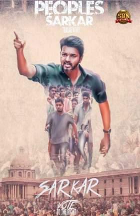 Sarkar 2019 Full Movie Tamil 1.2GB HDRip 720p ESubs Download