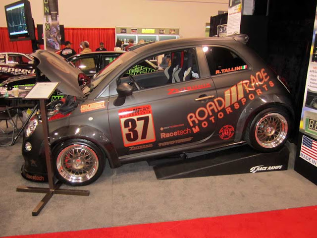 Road Race Motorsports Fiat 500 - Subcompact Culture