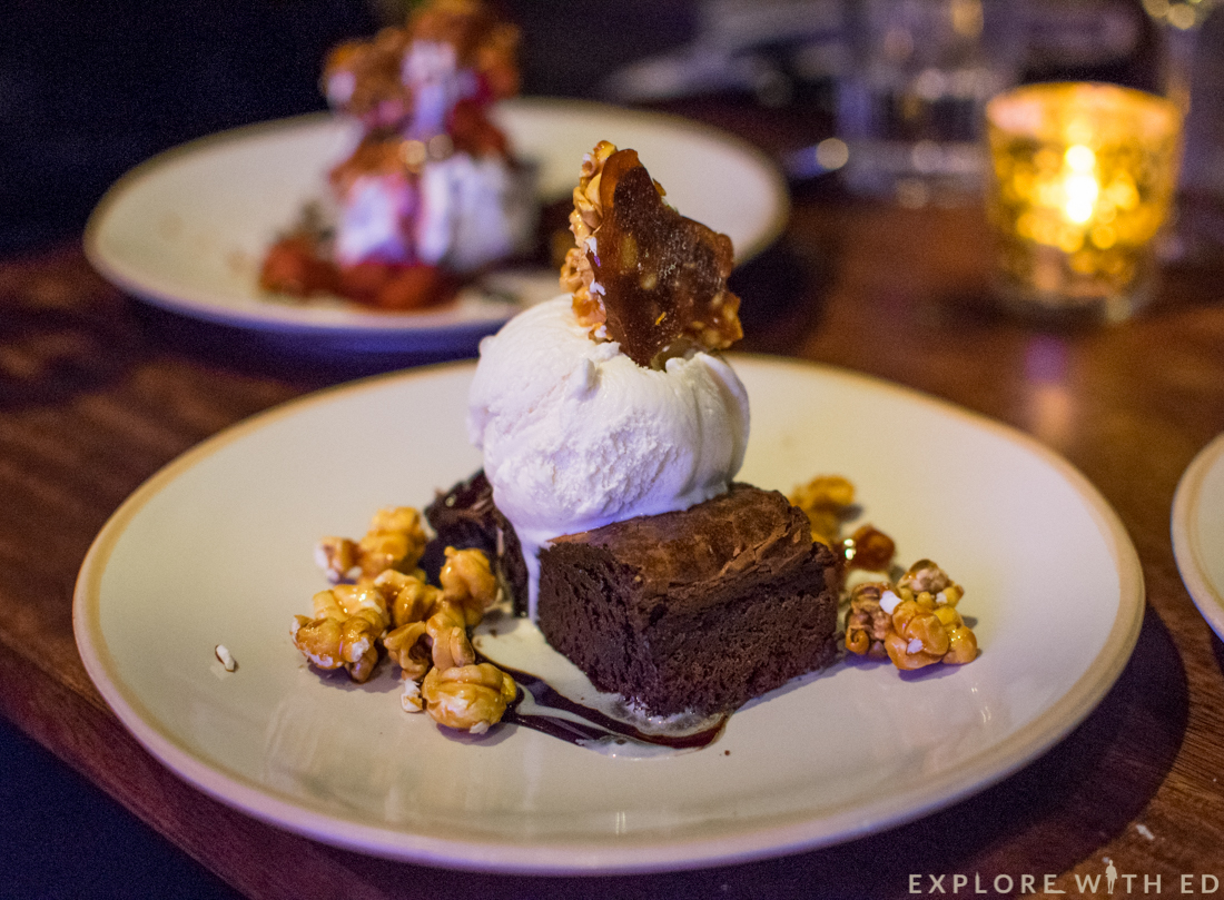 Epic Chocolate Brownie, Jamie's Italian, Anthem of the Seas