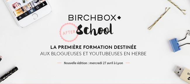 birchbox school birchbox after school lyon paris