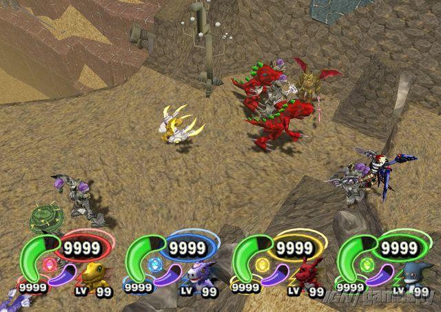 Emerson Lino Games: Especial Série Digimon World