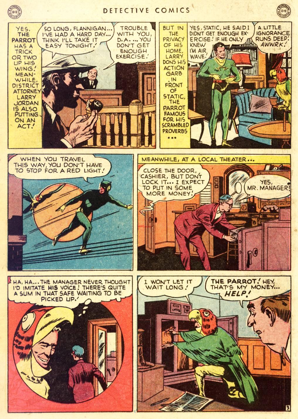 Read online Detective Comics (1937) comic -  Issue #131 - 27