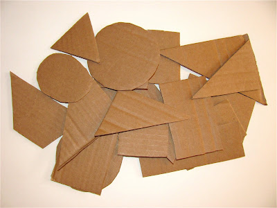 Recycled Cardboard Box Sculpture Crafts Ideas Crafts For Kids