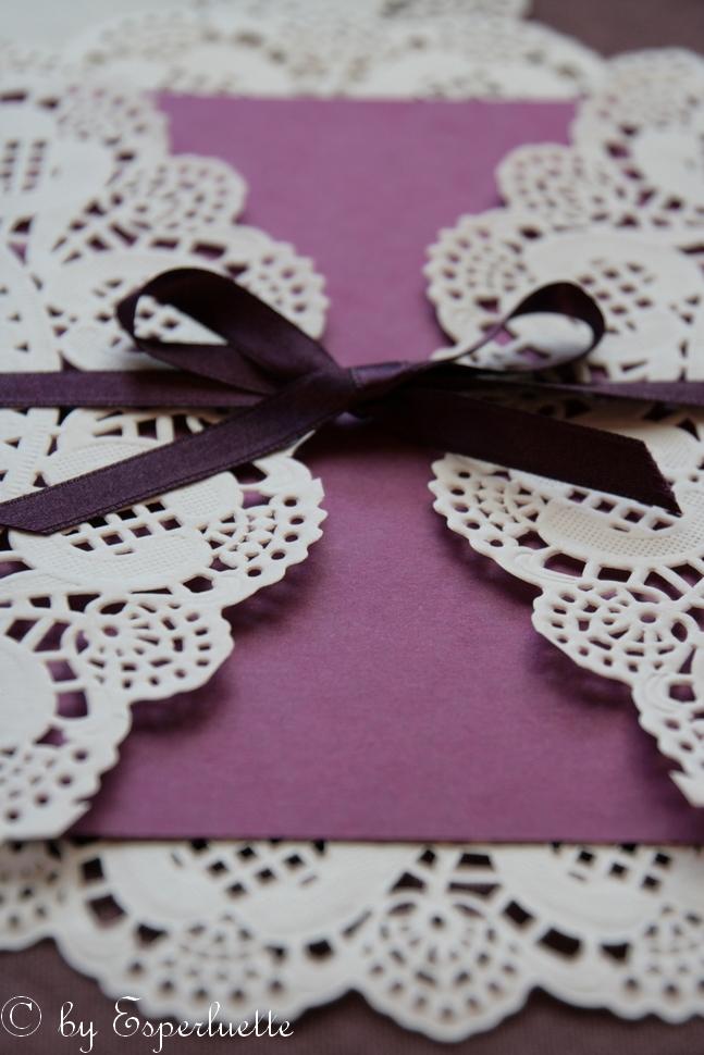 jours de bonheur mots doux violet dentelle. Black Bedroom Furniture Sets. Home Design Ideas