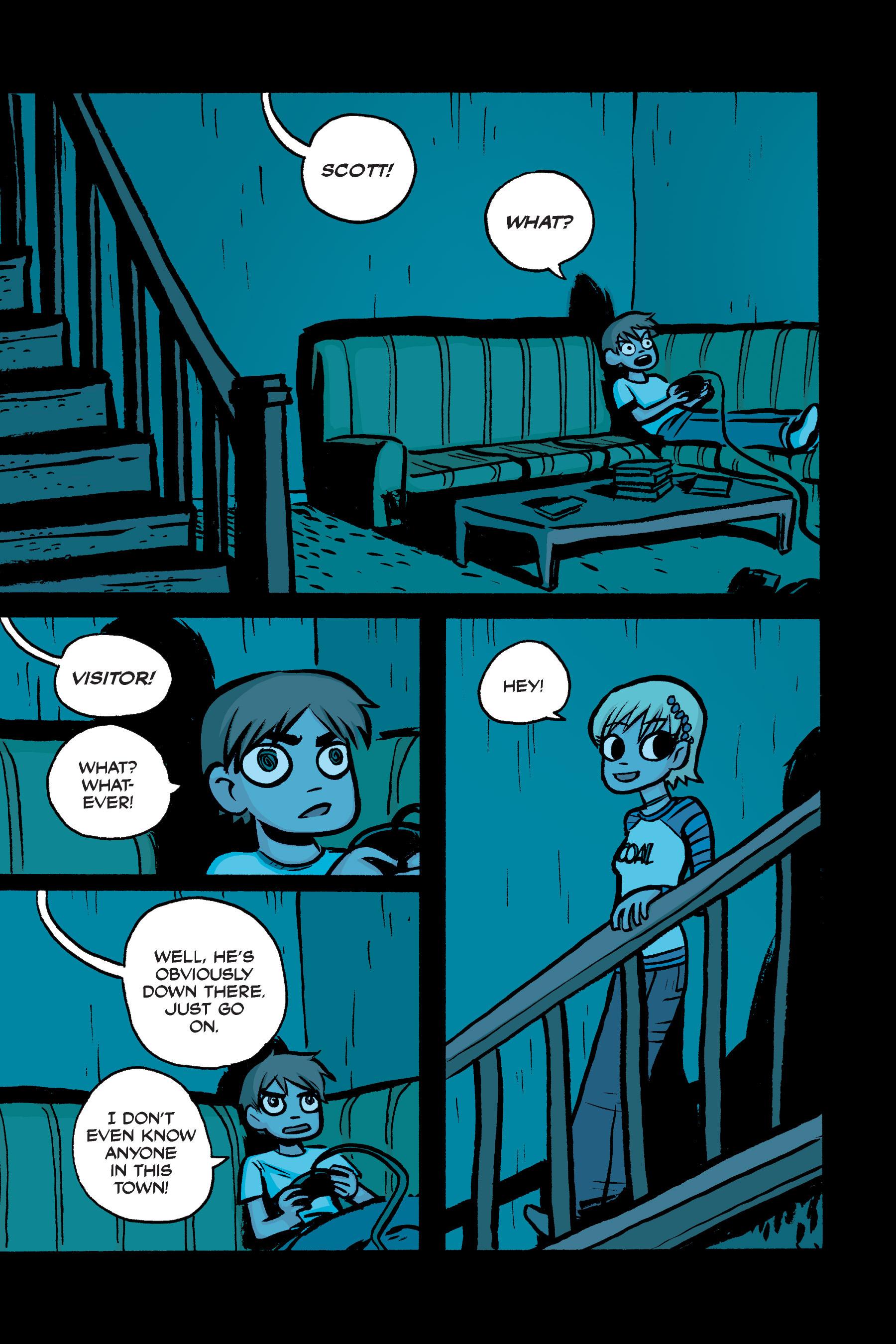 Read online Scott Pilgrim comic -  Issue #2 - 10