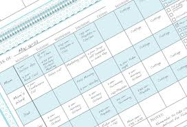Organized Family Planners
