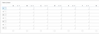 Cara Membuat Tabel DI Blog Wordpress dengan Plugin TablePress