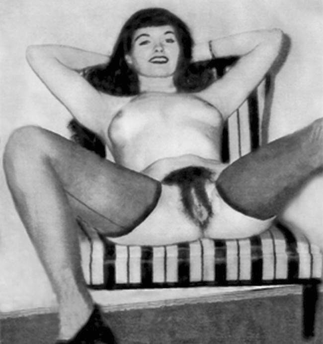 Bettie Page Sexy Homemade Sex Pics