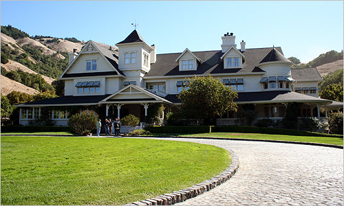 george lucas house - photo #34