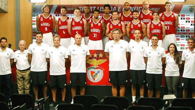 Benfica Basquetebol Plantel
