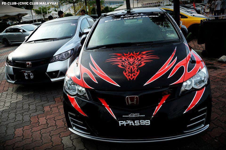 Honda Civic Modified Finest Honda Civic Modified Photo Gallery With