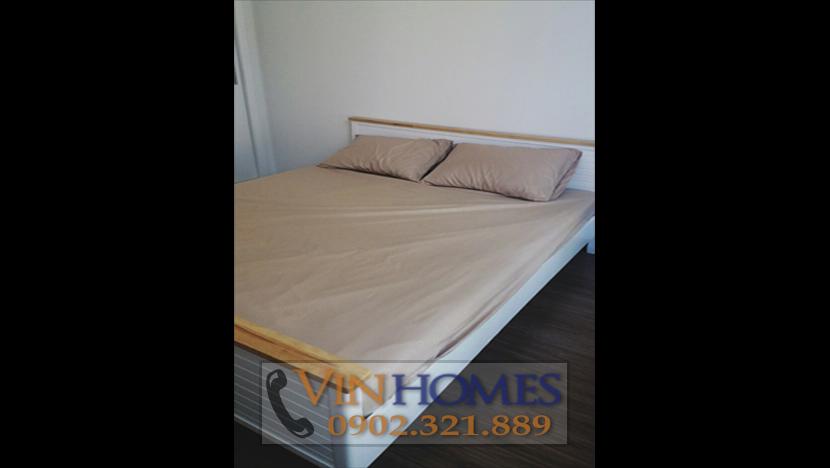 căn hộ cho thuê vinhomes central park - giường ngủ 1
