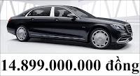 Giá xe Mercedes Maybach S650 2020