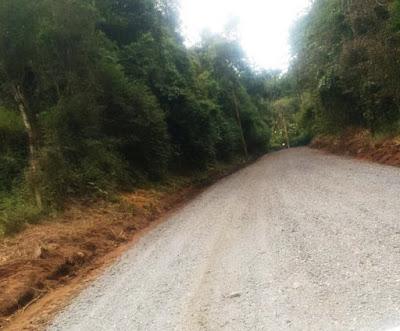 Prefeitura de Miracatu realiza melhorias em estradas rurais