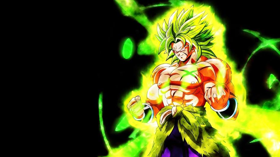 Broly, Legendary Super Saiyan, Dragon Ball Super: Broly ...