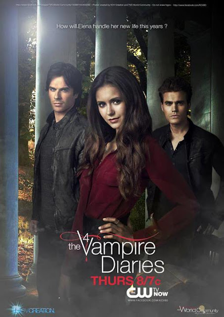 The Vampire Diaries (TV Series 2009-) ταινιες online seires oipeirates greek subs