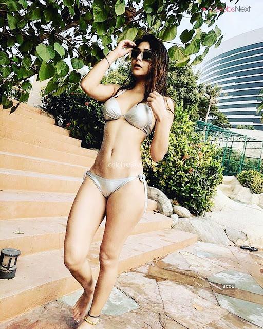 Beautiful And Gorgeous Sara Khan in Bikini TV Actress in Bikini    Exclusive Pics 001.jpg