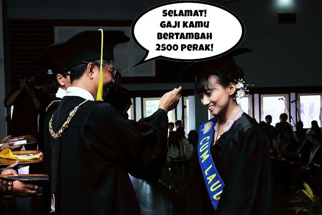 wisuda sarjana magister