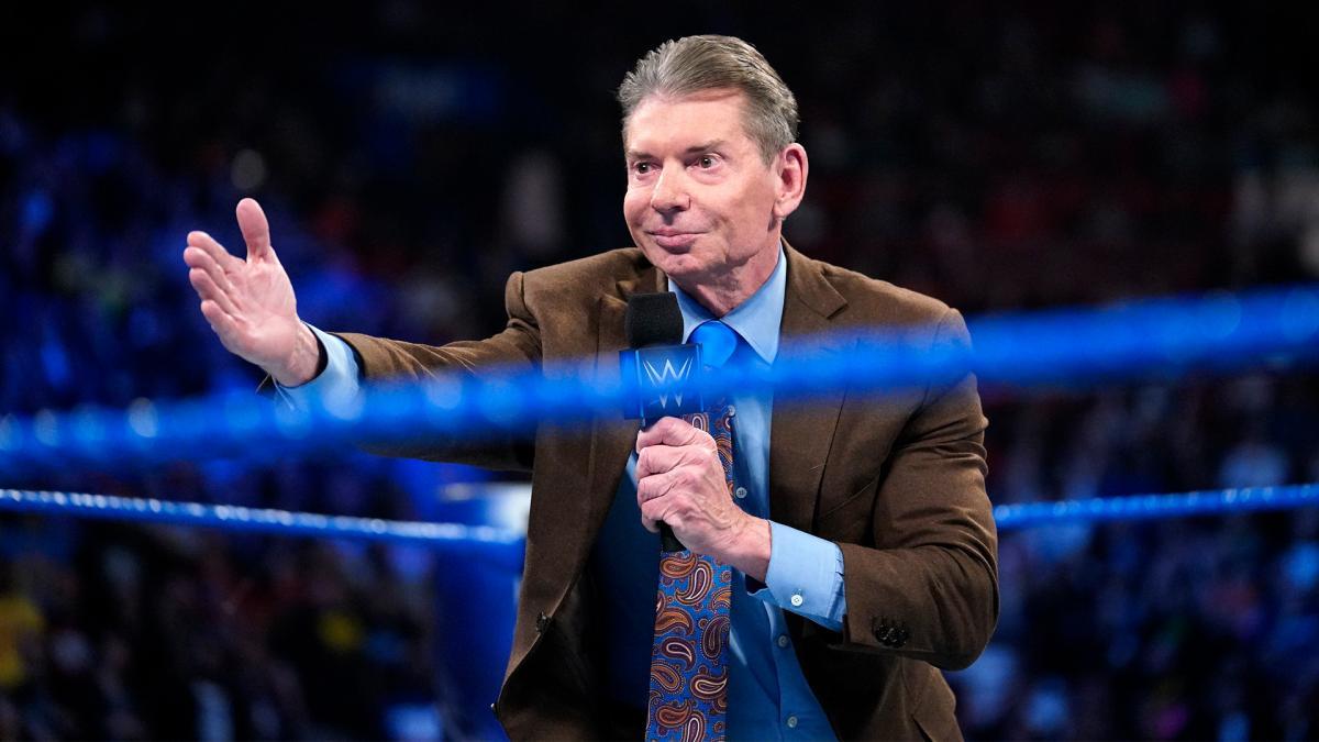 Vince McMahon fala sobre o incidente com Shad Gaspard