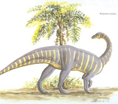 triassic dinosaur