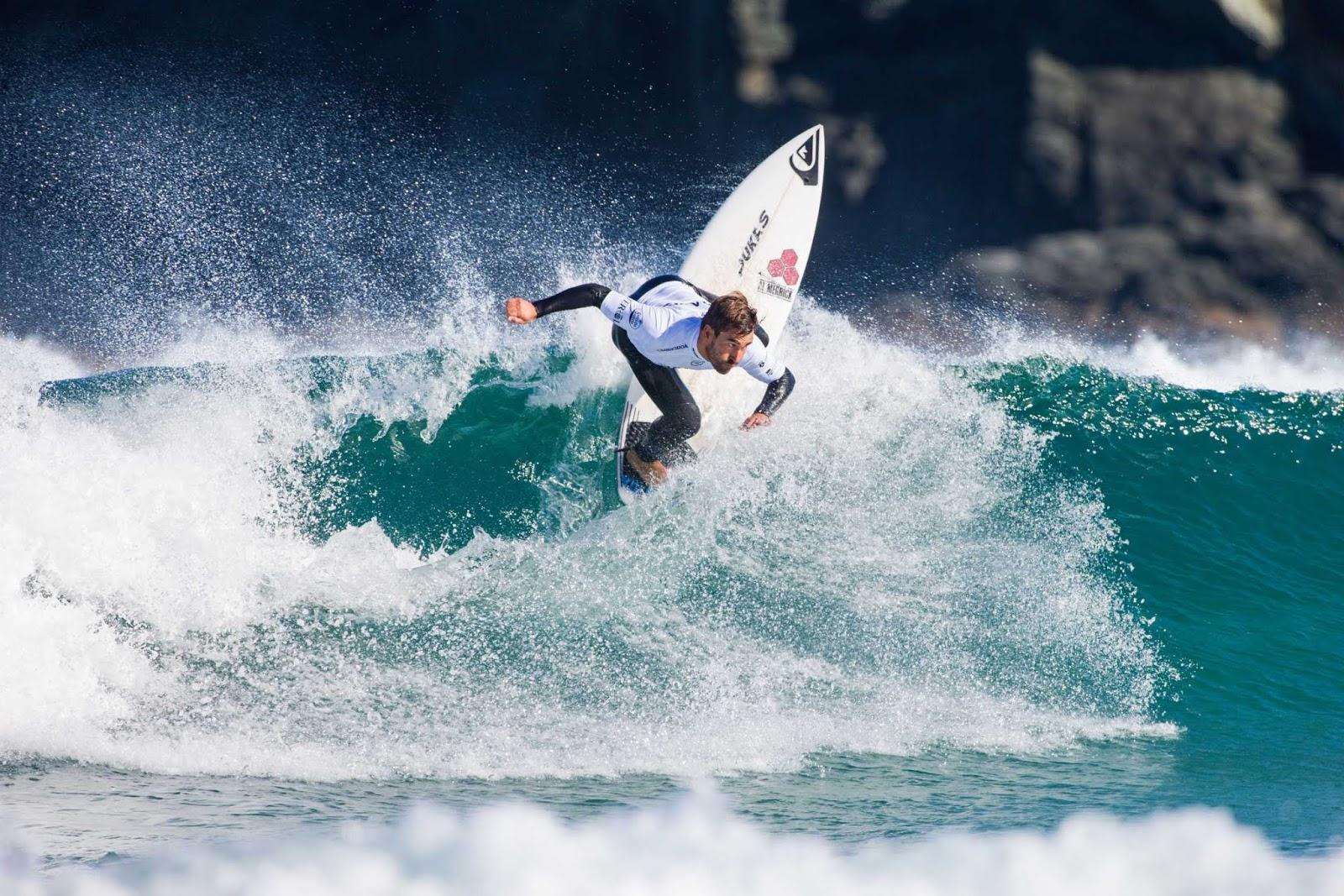 Small Surf Big Scores ABANCA Galicia Classic Surf Pro Highlights