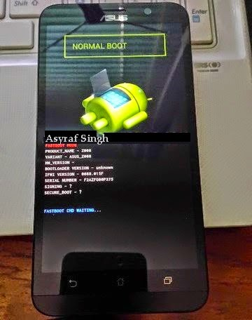 How To Enter Recovery Mode Asus Zenfone 5 6 and 2 ~ Open