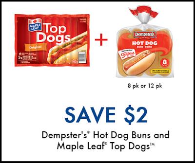 hot dog coupon