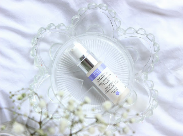 REN Instant Brightening Eye Shot Review