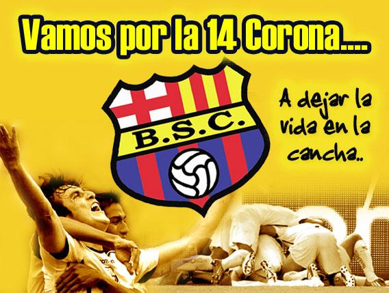 Barcelona SC campeon 2012