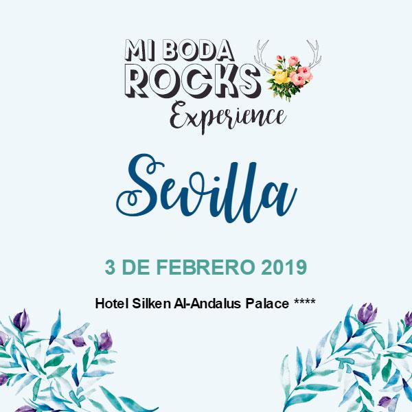 Mi Boda Rocks Experience Sevilla 3 febrero 2019
