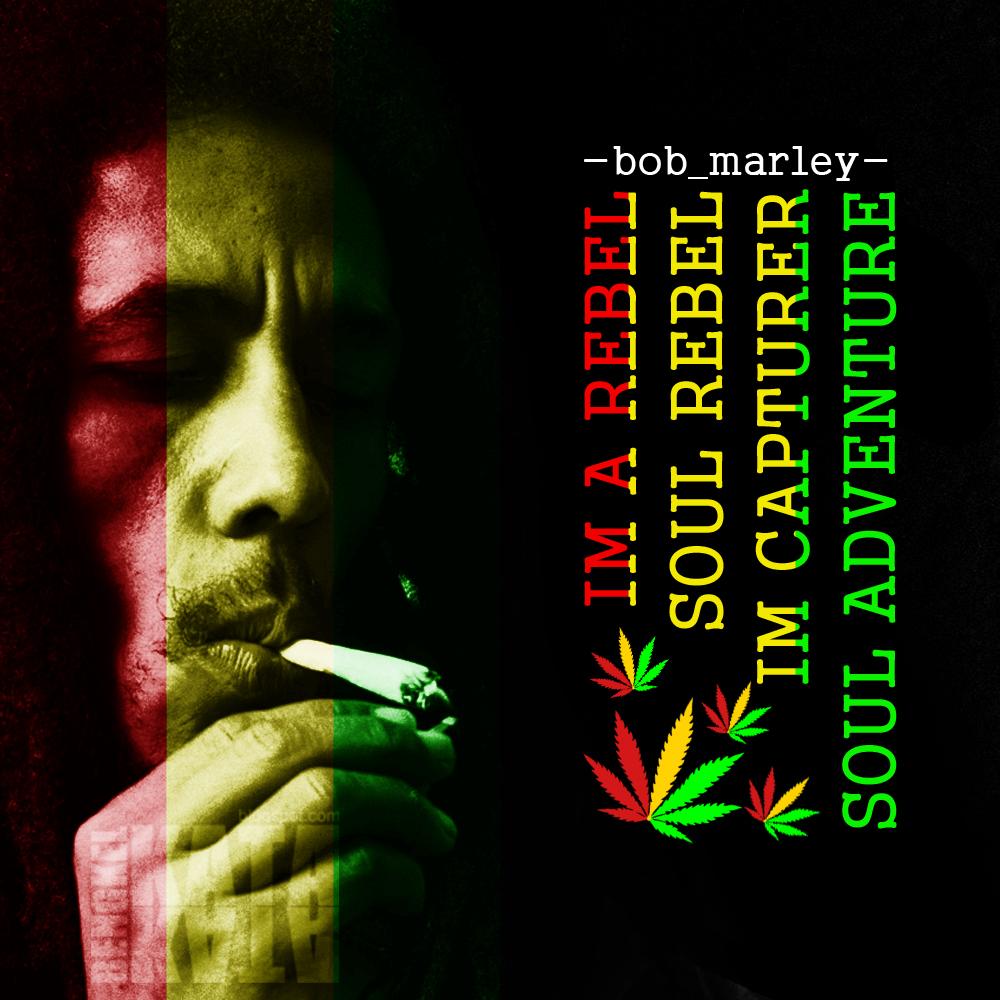 DP BBM Bob Marley Soul Rebel Lyrics BENGKEL KATA KATA