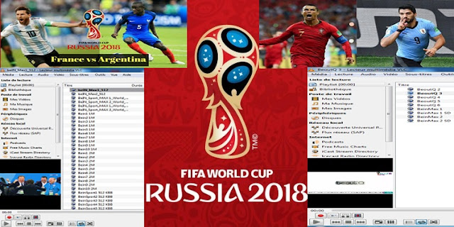 IPTV m3u TO WATCH WORLD CUP 2018 30-06-2018 MORE THAN 48H+XTREAM