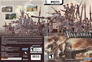Valkyria Chronicles Cover