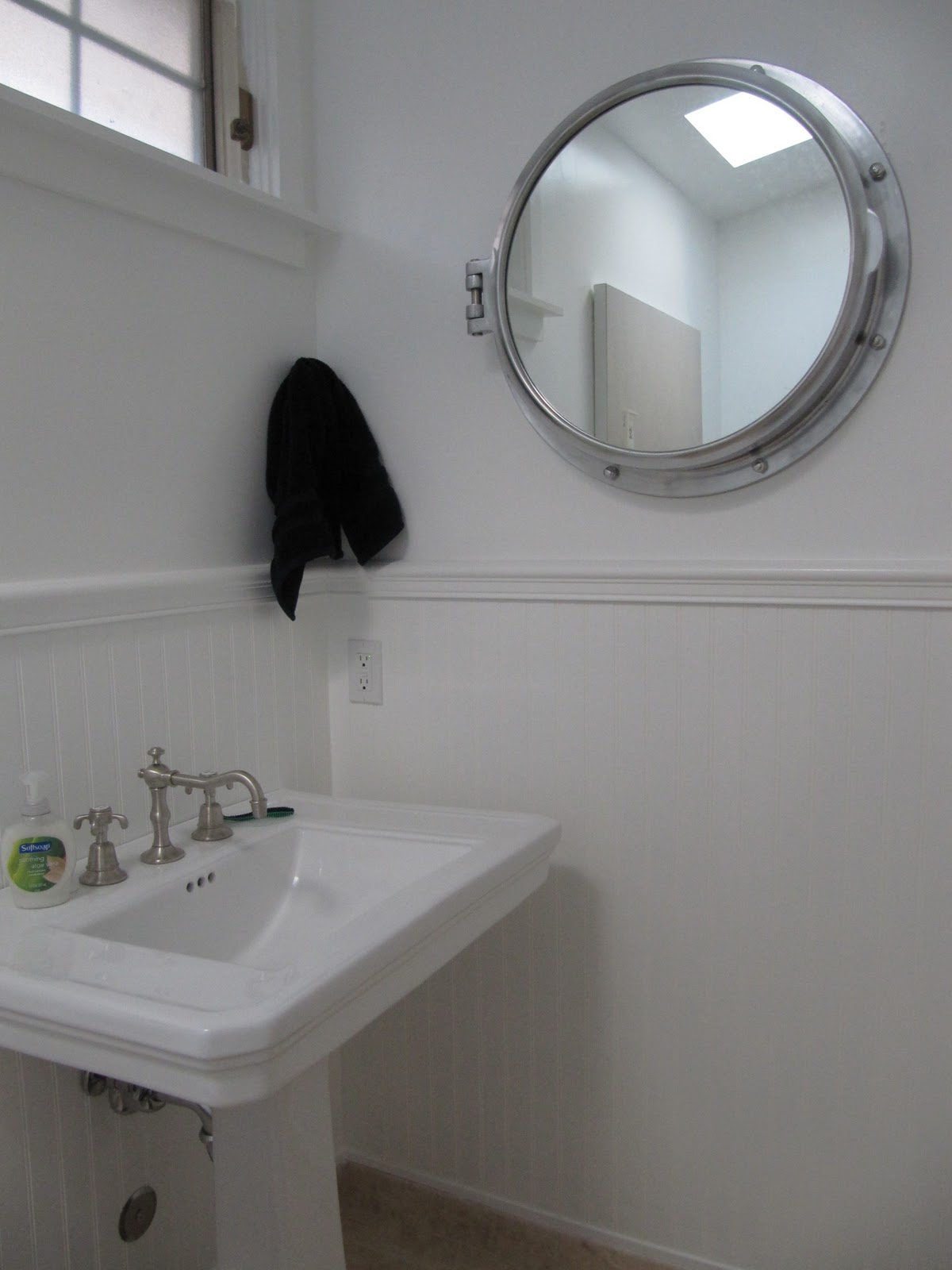 laurie\'s-projects: Manzanita Re-Do Powder Room