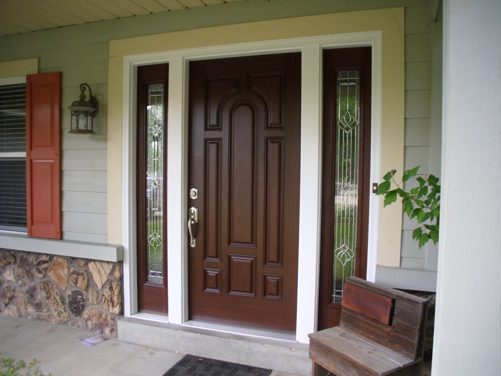 Cool Front Door Designs For Houses - Decor Units