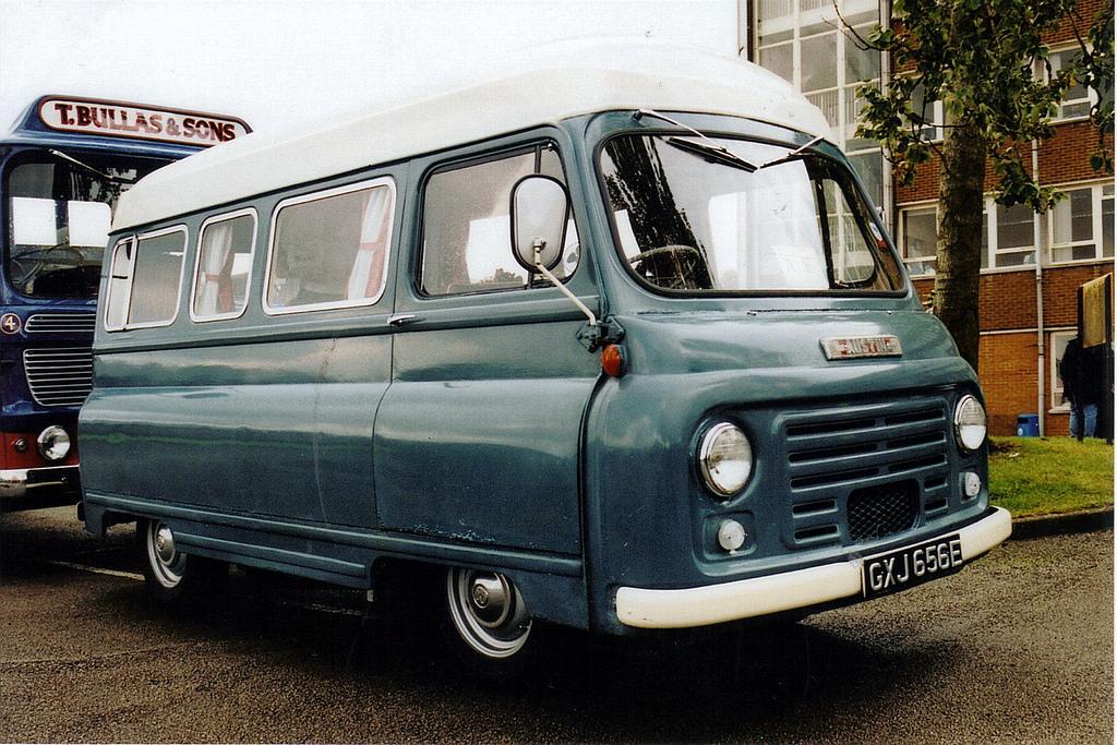 Motoring-Malaysia: Sunday Lite: The Austin 152 aka Morris Commercial ...