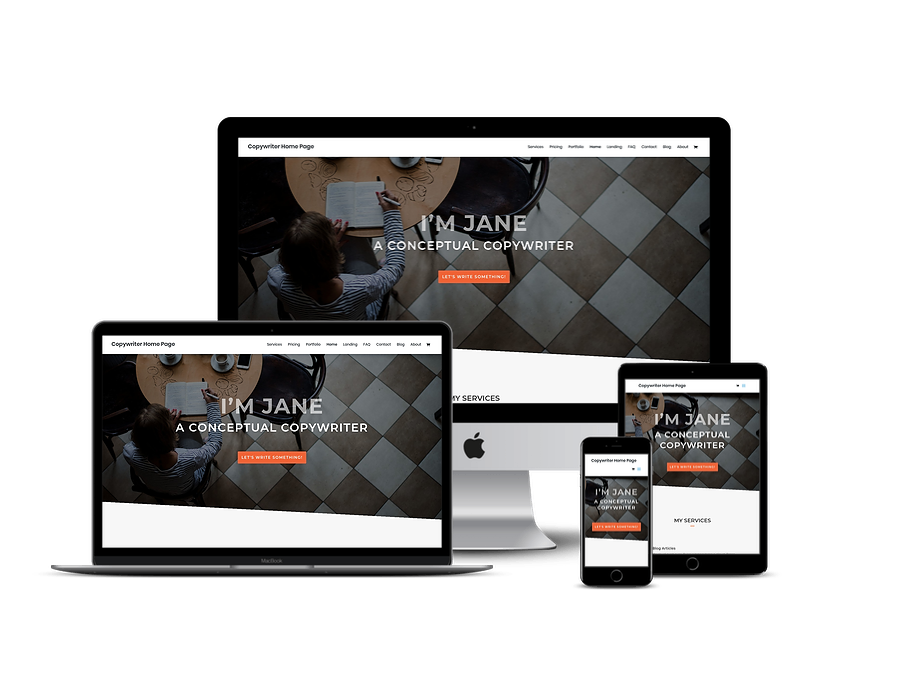 Contoh Template Website Company Profil 8