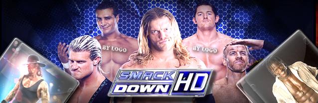 WWE Friday Night Smackdown HDTV Audio Latino