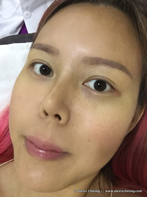 singapore keratin lash lift