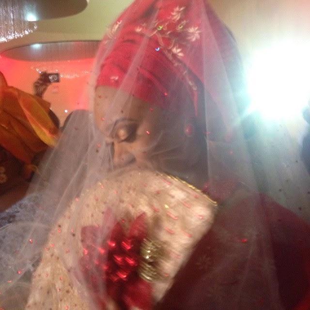 tobi ashimolowo weds toyin omotayo in traditional ceremony