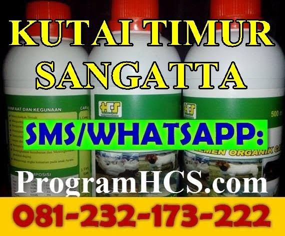 Jual SOC HCS Kutai Timur Sangatta